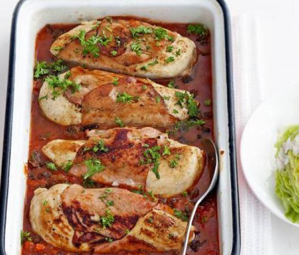 5x lekkere recepten voor kipfilet uit de oven - v!va - niets te
