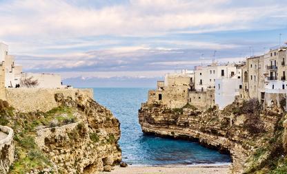 Italiaanse stad verhuizen