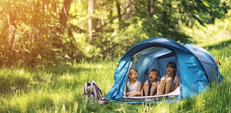 kindvriendelijke campings nederland