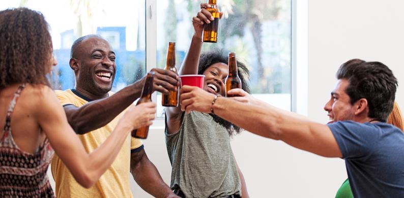 bier laten bezorgen