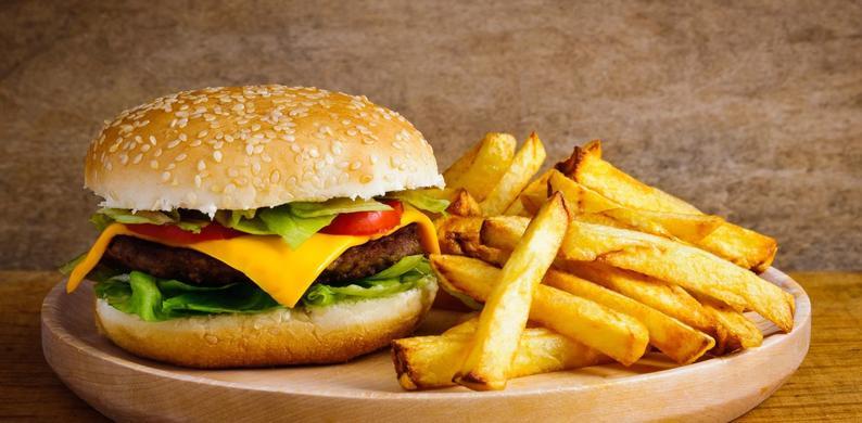 Vet voedsel en stress