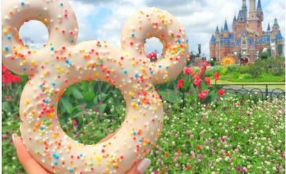 mickey mouse donuts
