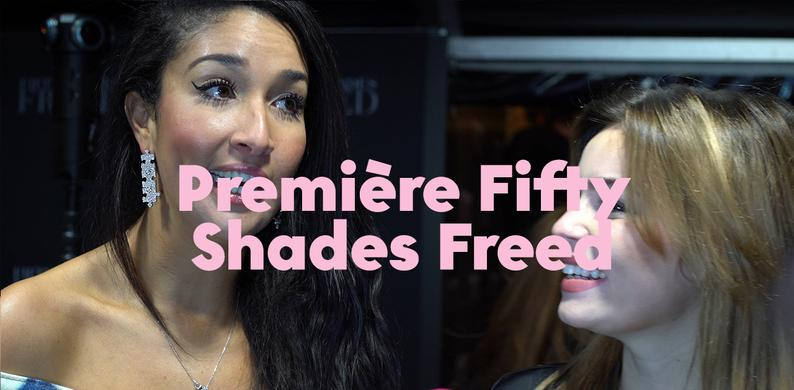premiere fifty shades freed