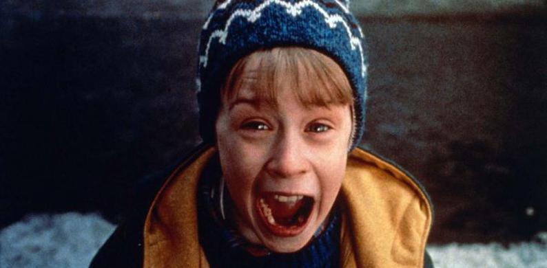 home alone-theorie
