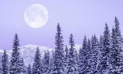 nieuwe maan december
