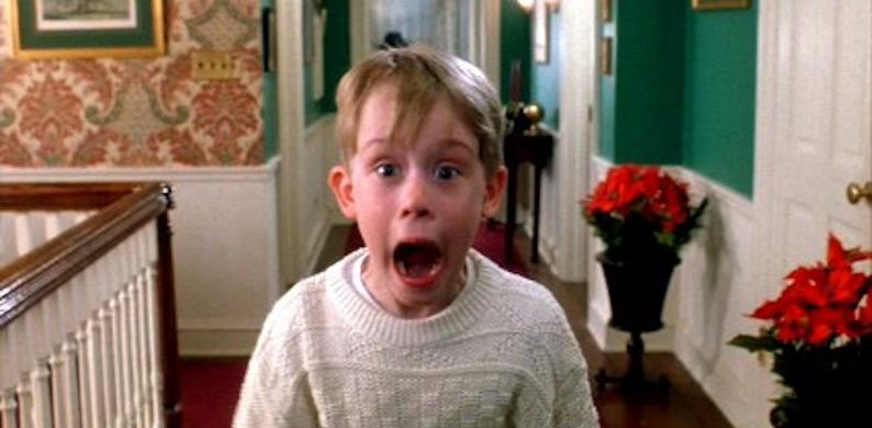home alone detail