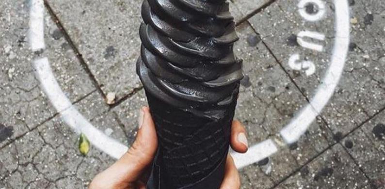 zwart ijs