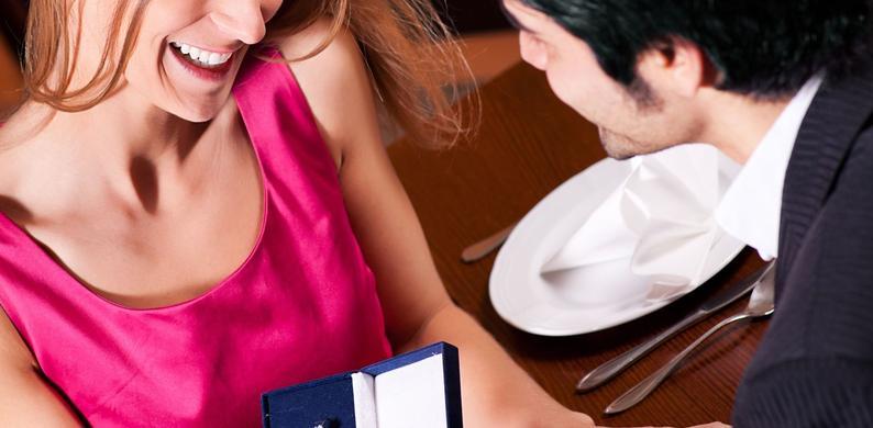 mislukt huwelijksaanzoek