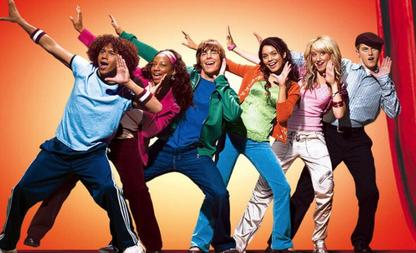 high school musical serie