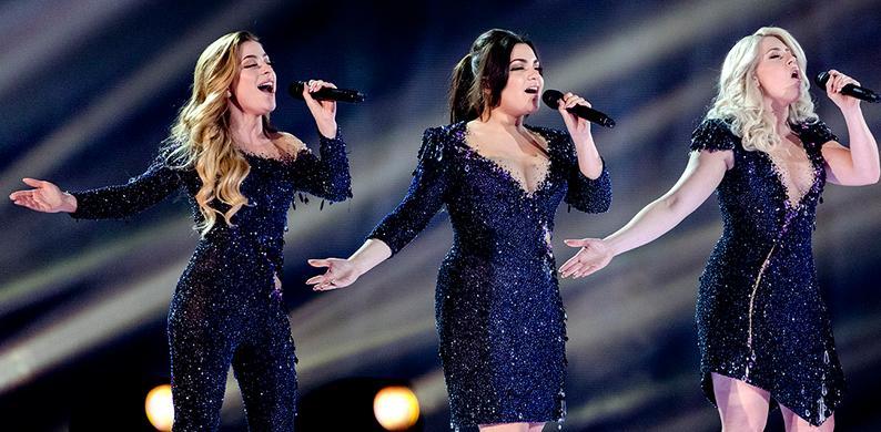 beste zangers songfestival
