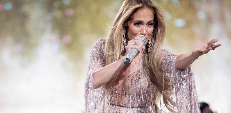 Moeder Jennifer Lopez