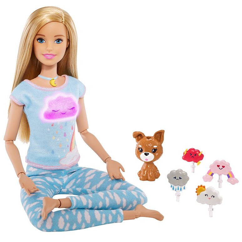 selfcare barbie
