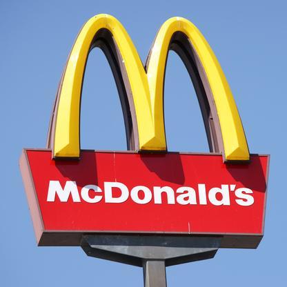 mcdonald's bezorgen