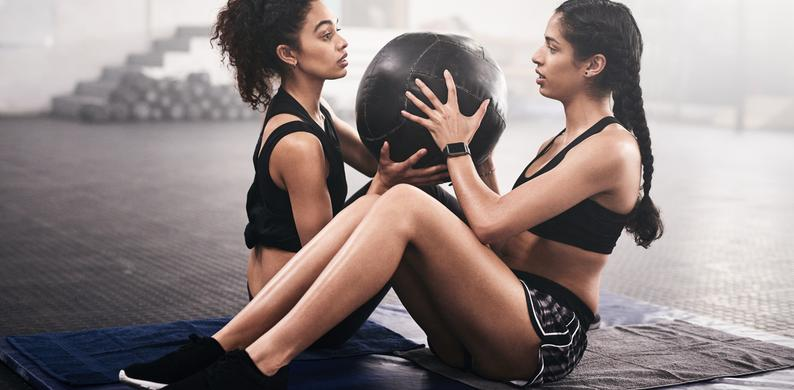 vrouwensportscholen