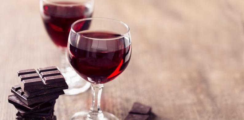 choco-wijn
