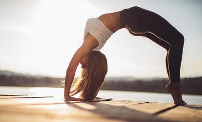 Tipsy yoga