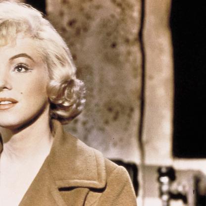 Marilyn Monroe eetpatroon