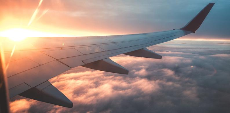 Etiquetteregels vliegtuig