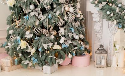 Kant-en-klaar kerstboom