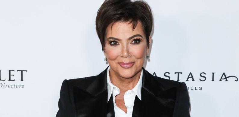 Kris Jenner aanranding