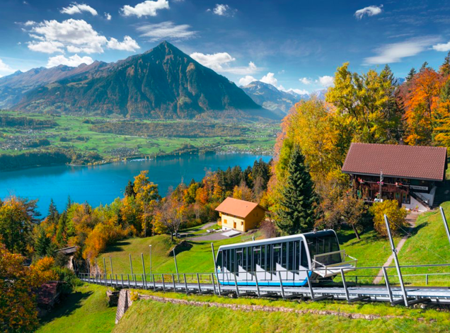 airbnb herfstbestemmingen