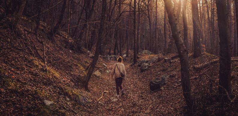 wandeling sporten