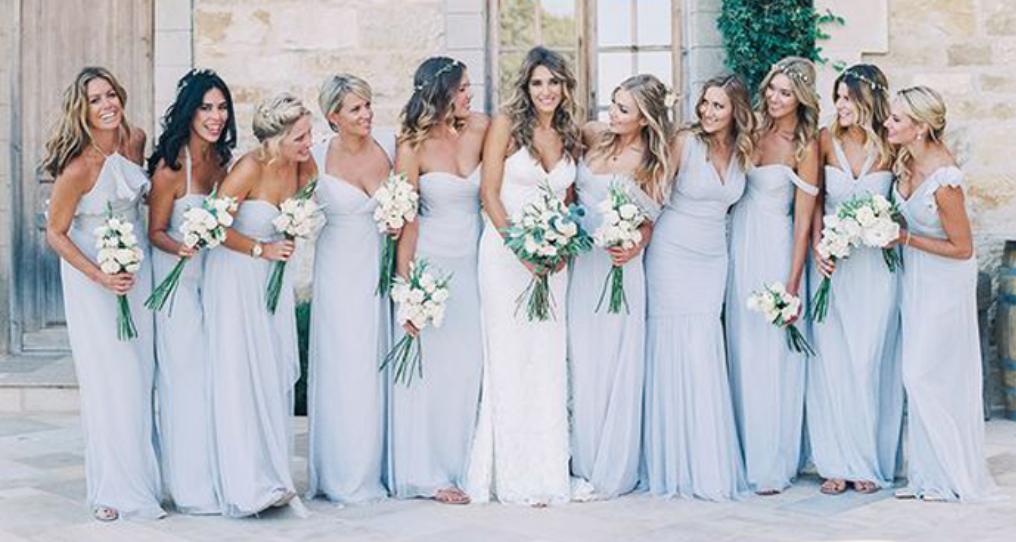 Aantrekkelijk  de mooiste jurken voor een bruiloft   V!VA   Stoer, sprankelend, sexy