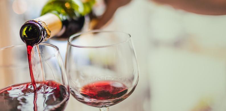 Rode wijn chocola tegen veroudering