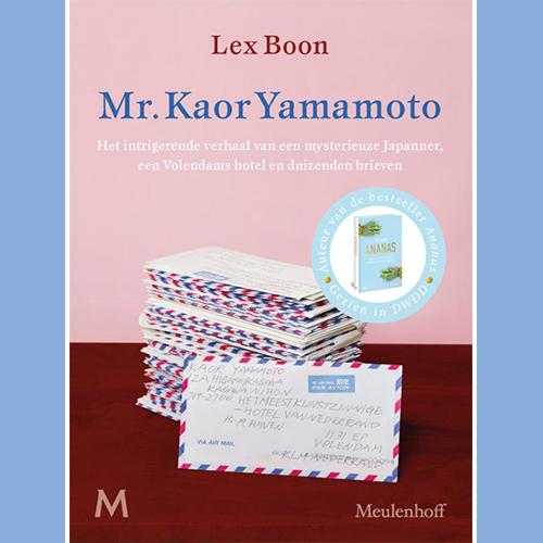 mr kaor yamamoto