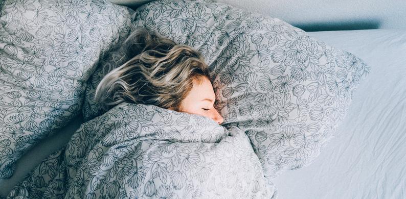 zondagavond-slaap