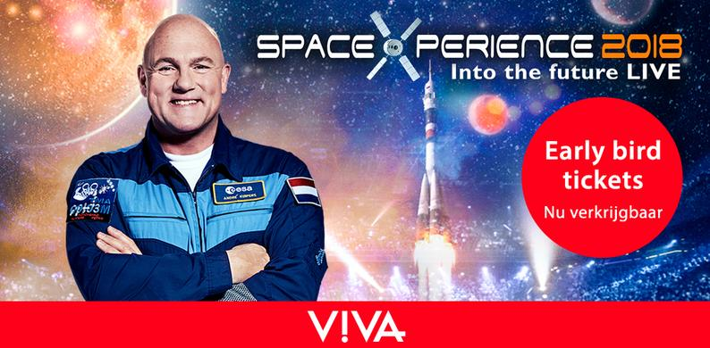 andre kuipers spacexperience