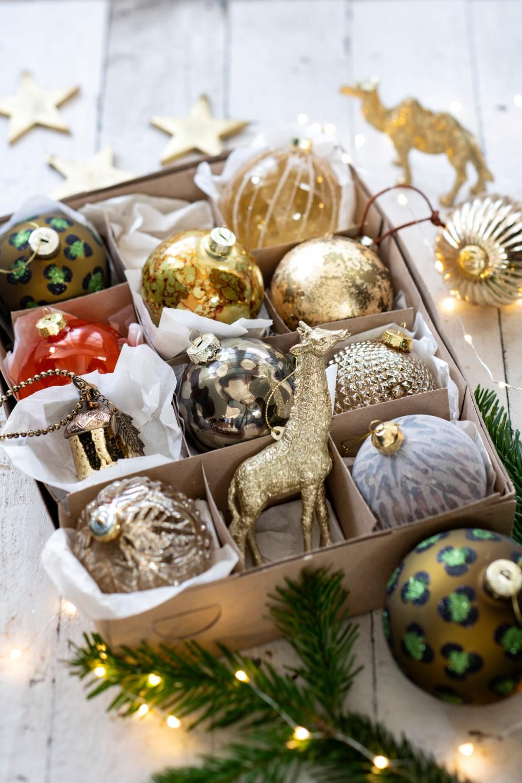 Golden Glow kerstpakket Intratuin