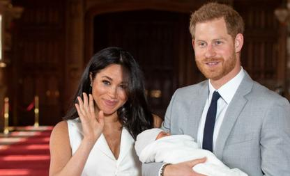 royal baby archie