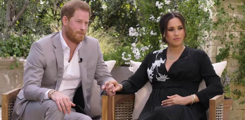 interview Meghan Harry