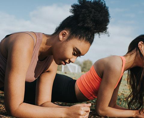 Lichaamsgewicht oefeningen hele lijf