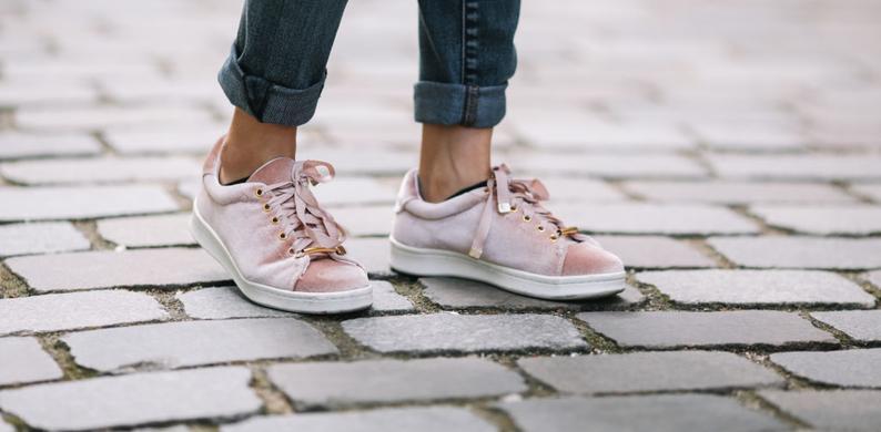 schoenen uitdoen