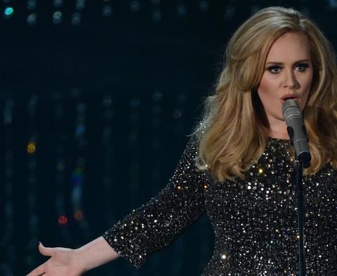 Zangers Adele