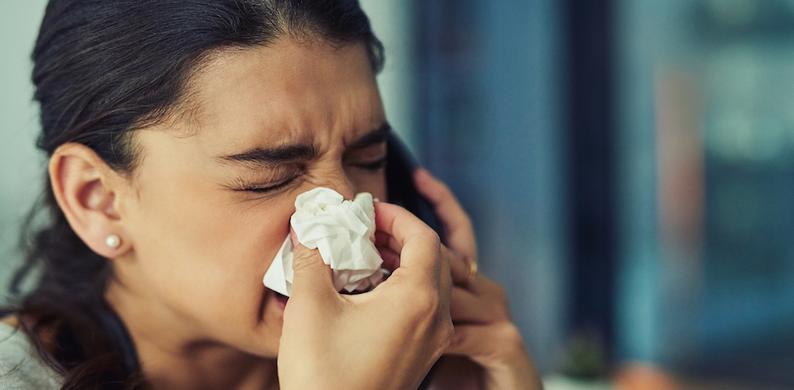 verkoudheid griep