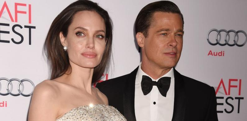 Brad Pitt Jolie