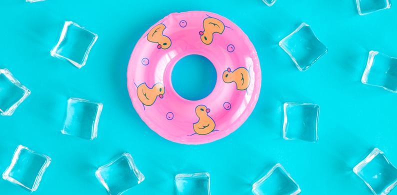 ijsblokjes maken
